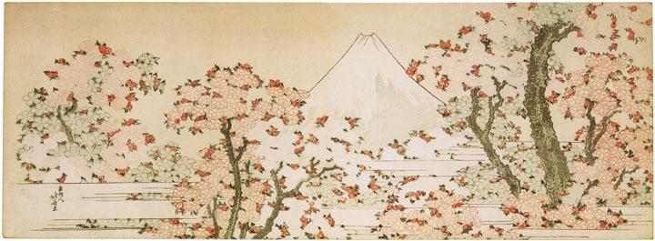Katsushika-Hokusai 1800-1805