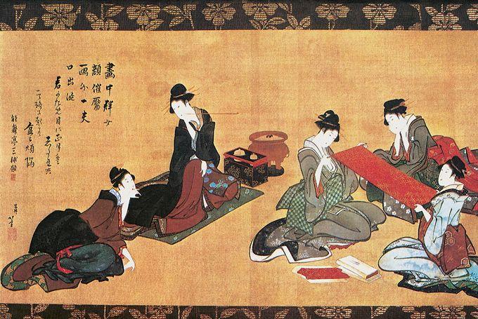 Katsushika-Hokusai 1810-1810